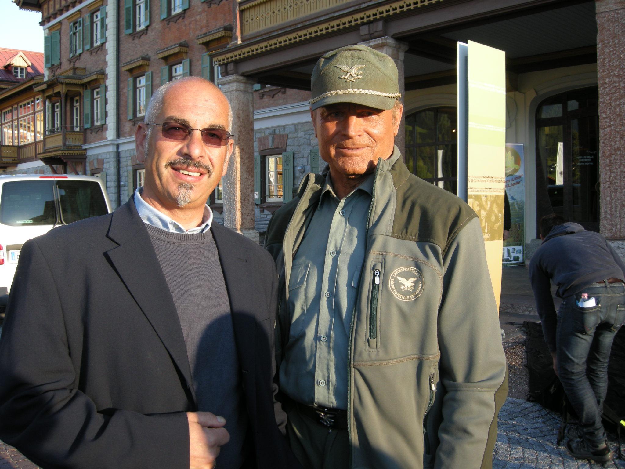 Terence Hill e Nik