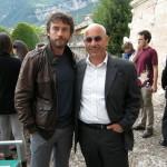 Nik e Alessio Boni